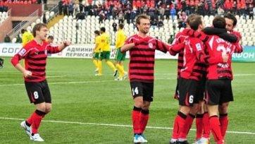 Пять футболистов покинут «Амкар»