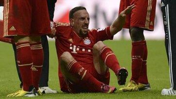 «Бавария» потеряла второго лидера перед матчем с «Арсеналом»