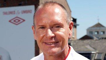 Пол Гаскойн присоединится к сборной Англии