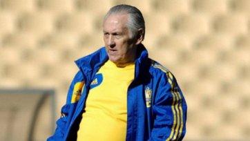 На матч против Молдовы и Польши в сборную Украины вызвано 25 игроков