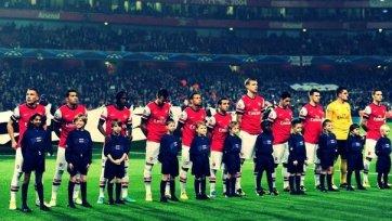 «Арсенал» прилетел в Мюнхен без целого ряда основных футболистов