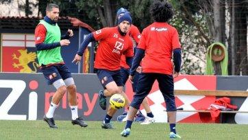 Марко Боррьелло может не сыграть против «Фиорентины»