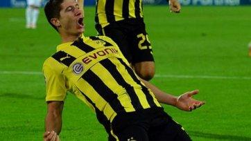 Роберт Левандовски готов перейти в «Манчестер Юнайтед»