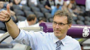 Лоран Блан не против возглавить «Интер»