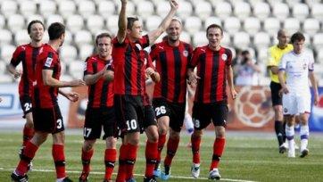 «Мордовия» и «Амкар» сыграют между собой вне чемпионата России