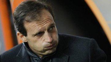 Аллегри все еще может покинуть «Милан»