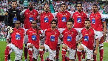«Брага» все ближе к Лиги чемпионов