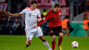 «Байер» - «Бавария» 1:2. Реванш состоялся
