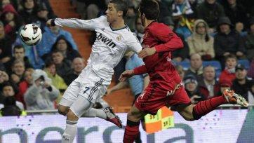 «Реал» увеличивает беспроигрышную серию до 7 матчей