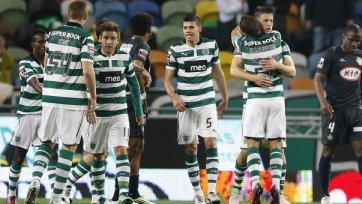 «Спортинг» в Лиссабоне оказался сильнее «Сетубала»