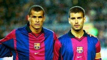 Ривалдо в ближайшее время может стать тренером «Барселоны»