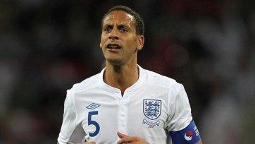 Фердинанд вернулся в сборную Англии