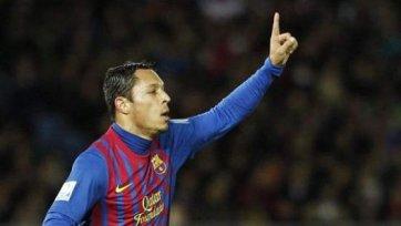 «Барселона» потеряла Адриано