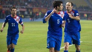 Футболисты сборной Сербии и Хорватии отказались от премиальных