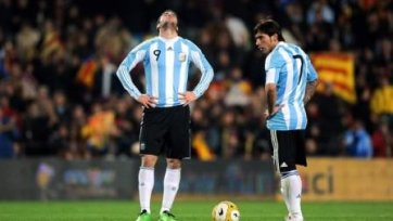 В сборную Аргентины приглашены пять местных футболистов