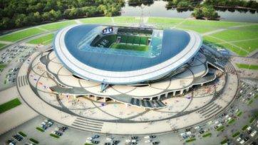 Новый стадион «Рубина» сдадут в День Победы!