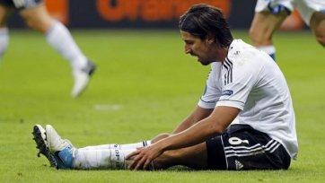 Сыграет ли Сами Хедира против Казахстана?