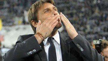Конте пообещал болельщикам стать итальянским Фергюсоном