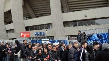 Билеты на матч ПСЖ – «Барселона» можно достать только на «черном рынке»