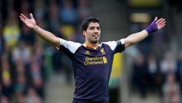 Суарес не исключает своего ухода из «Ливерпуля»