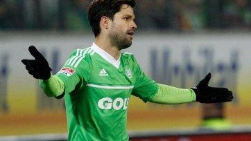 Диего может покинуть «Вольфсбург» по окончанию сезона