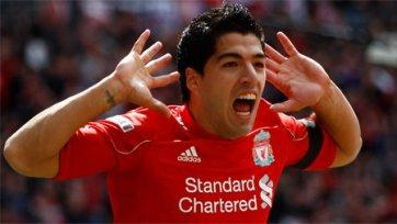 В «Ливерпуле» уверены, что Луис Суарес останется