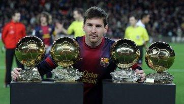 Месси: В клубном футболе я выиграл все, теперь мечтаю о победе на Чемпионате Мира