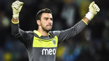 «Спортинг» не захотел продавать своего основного вратаря за 10 млн. евро