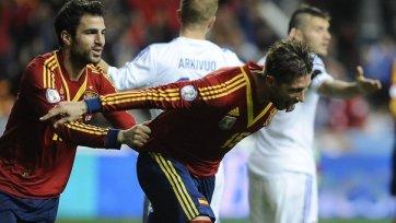 Испания неожиданно потеряла очки в матче с Финляндией