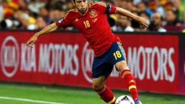 Испания потеряла не только очки, но и основного защитника.