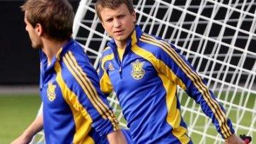 Гармаш и Ротань не помогут Украине в матче с Молдовой