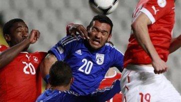 Кипр и Швейцария победителя не выявили