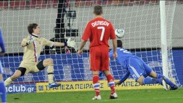 Посетители сайта считают, что Россия не сможет завершить отборочные матчи ЧМ без пропущенных голов