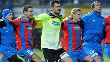 Гол Адамова выводит «Викторию» в 1/4 финала Кубка Чехии