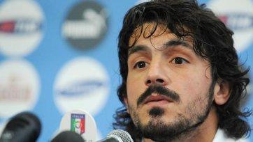 Гаттузо не прочь вернуться в «Милан» в качестве тренера