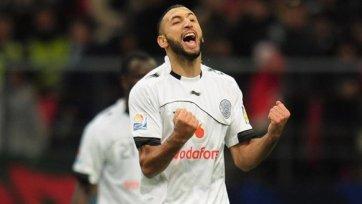 «Лацио» интересуется алжирским защитником