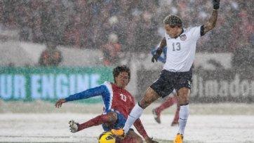 Хавбек «Шальке» против Мексики не сыграет