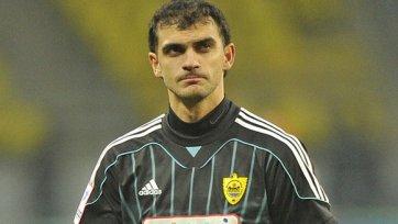 Владимир Габулов будет защищать ворота сборной России в матче против Бразилии