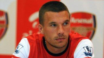 Лукас Подольски не хочет уходить из «Арсенала»