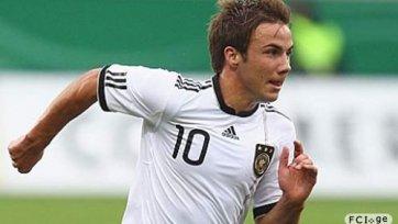 Гетце: Каждый игрок сборной Германии мечтает о победе на ЧМ в Бразилии