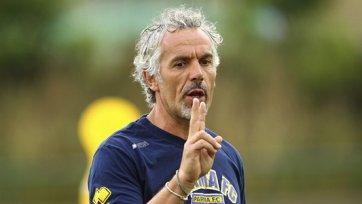 Донадони отрицает контакты с «Миланом»