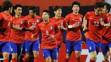 Корея обыграла Катар, забив победный гол на 7-й добавленной минуте встречи