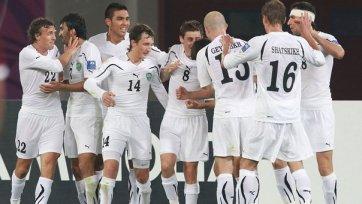 Узбекистан обошел Южную Корею, заняв первое место в группе