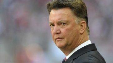Луи Ван Гаал: «Робин ван Перси провел лучший матч под моим руководством»