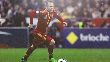 Иньеста: Вальдес провел просто фантастическую игру