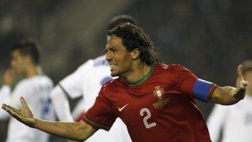 Лучшим игроком матча Азербайджан-Португалия признан Алвеш