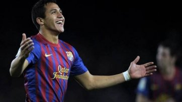 Алексис Санчес не собирается уходить из «Барселоны»