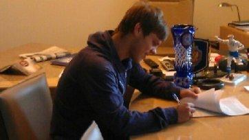 Александр Кокорин продлил свое соглашение с «Динамо»