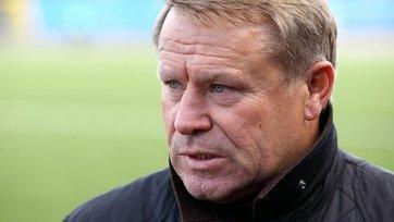 «Петротрест» остался без главного тренера