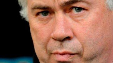 Анчелотти: «Хочу, чтобы Бекхэм остался в ПСЖ на дольше, чем 5 месяцев»